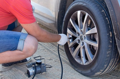 Money Saving Tip: Inflate Your Tires