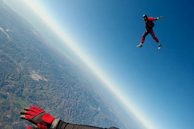 Coolest Jobs Ever: Skydiving Trainer